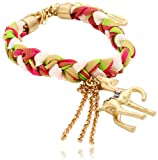 Sweet Deluxe Damen-Armband Messing Wiesn Tricolor Reh 2602