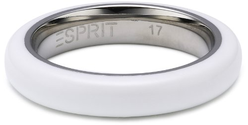 ESPRIT Ring, Marin 68,Weiß, 53 (16.9)/UK: M