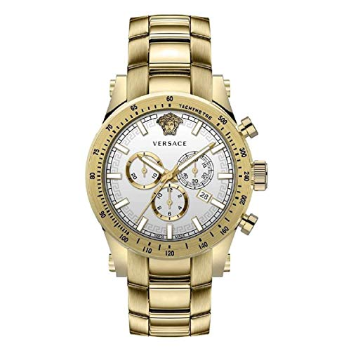 Versace VEV800619 Sporty Chronograph 44mm 5ATM