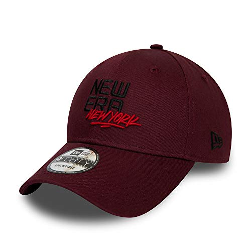New Era New York 9forty Adjustable Cap Logo Collection Purple - One-Size