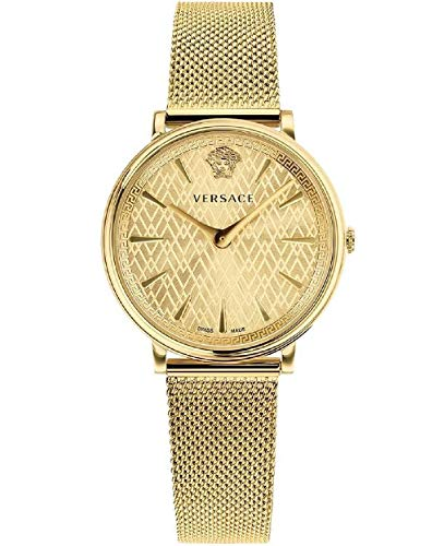 Versace Damenuhr V-Circle VE8100619