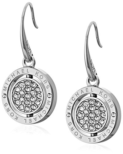 Michael Kors Flip Glitz Drop Earrings