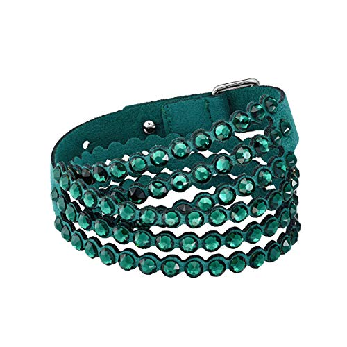 Swarovski Power Collection Armband, Grün