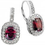 Diamonfire Ring oval rot