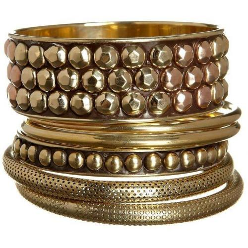 By Malene Birger Ginau Armband gold