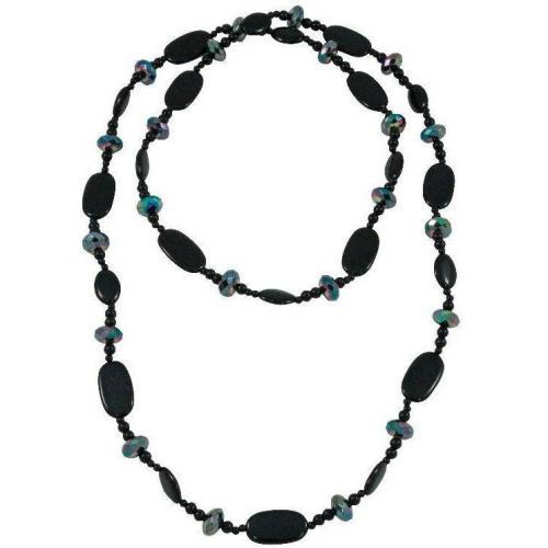 Capelli New York Congo Halskette schwarz