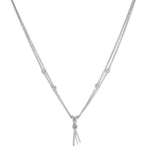 Cerruti 1881 Acier Halskette silver