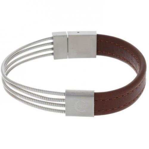 Cerruti 1881 Armband marron