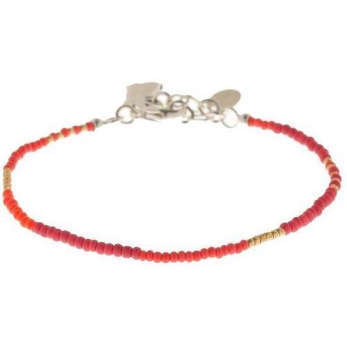 Chaingang Meet Me Armband silber Hasen-Anhänger