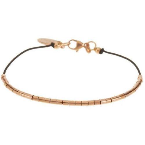 Chaingang Star A Line Armband schwarz