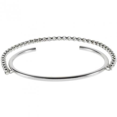 Cheap Monday Elongate Bracelet Armband rhodium