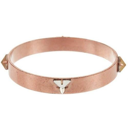 Cheap Monday Geometry Bracelet Armband burnished copper