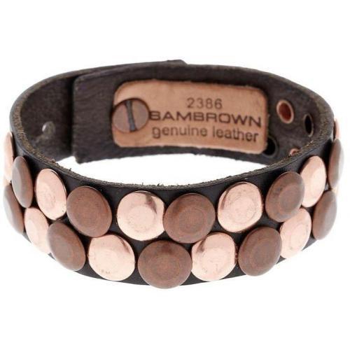 Cowboysbelt Armband grey