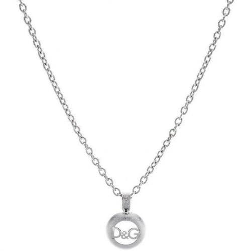 D&G Halskette acier Gliederkette