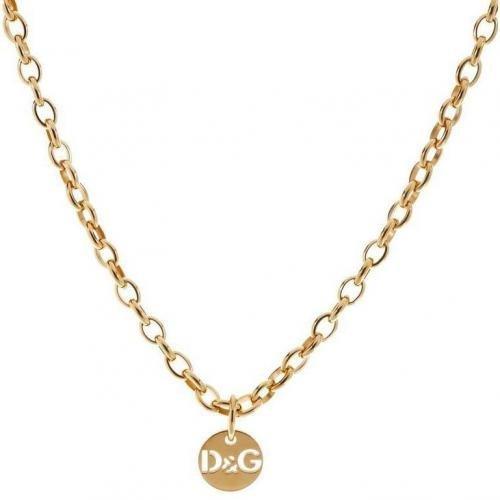D&G Halskette acier gold
