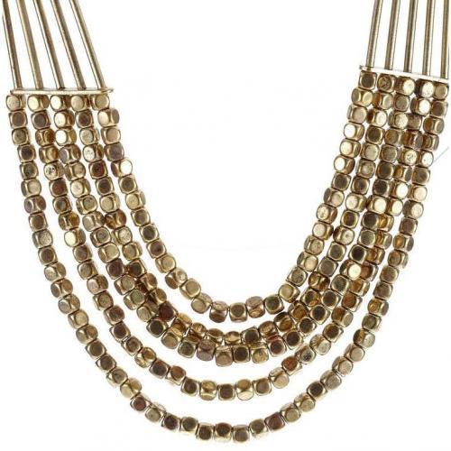 Dixie Cleopatra Halskette gold