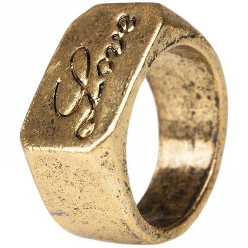 Liameo Love Ring gold