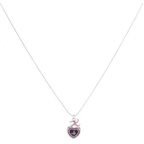 Lipsy Halskette rose / rhodium