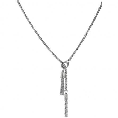 Lk Bennett Halskette silver