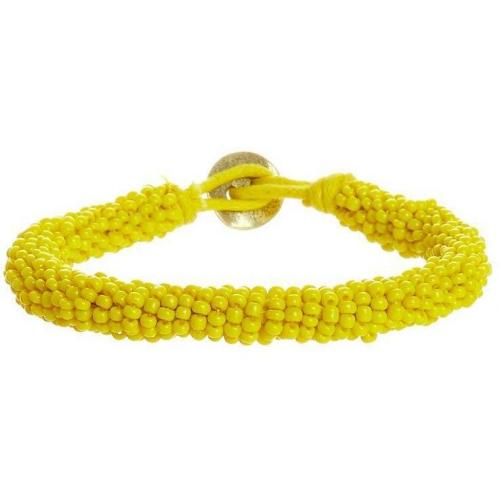 Louche Armband yellow