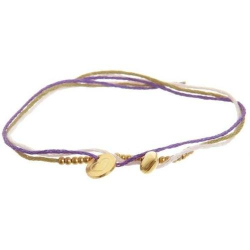Lua Armband gold filigrane Anhänger