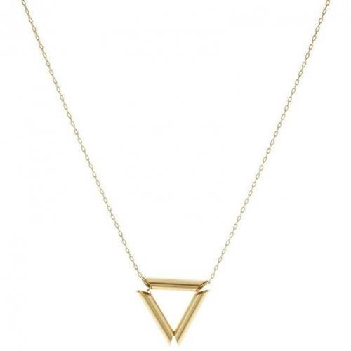 Maison Scotch Halskette gold besonders leichtes