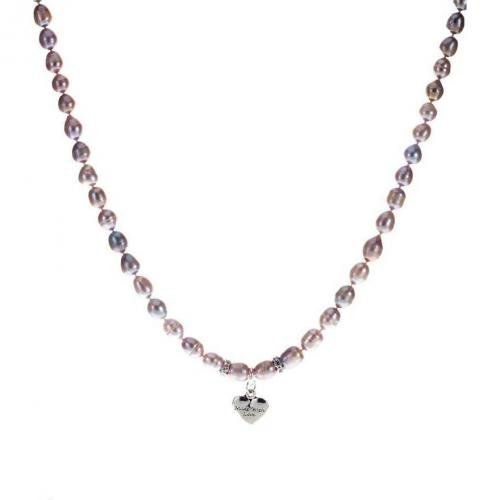 Maloa Classic Halskette pink