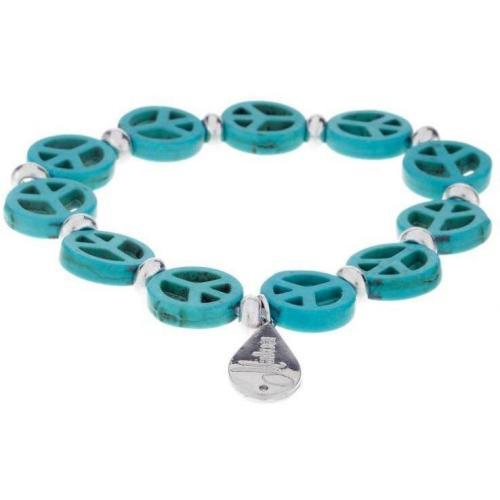 Maloa Peace Armband turquoise