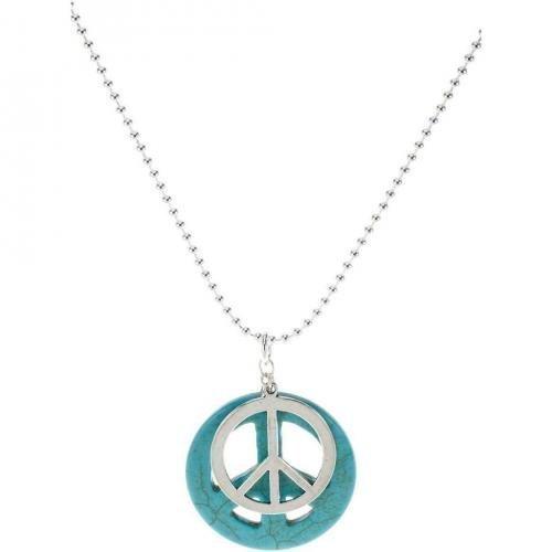 Maloa Peace Halskette turquoise