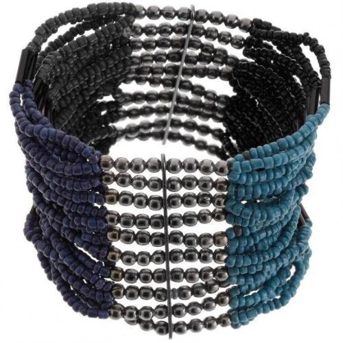 Mexx Armband frost blue elastisch