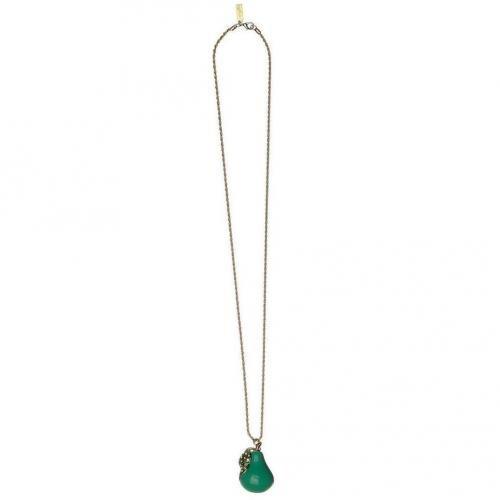 Moschino Cheap & Chic Halskette green
