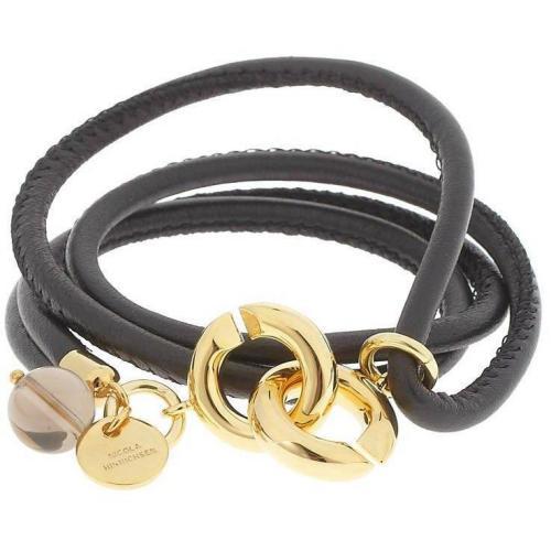 Nicola Hinrichsen Armband black