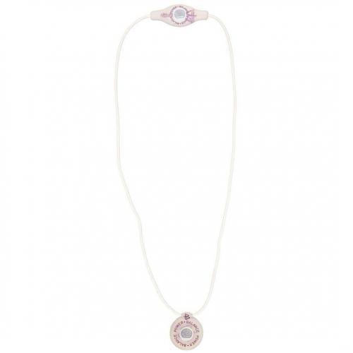 Power Balance Halskette Halskette durrchsichtig