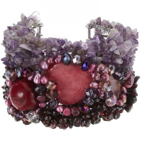 Private Suite Glory Armband purple