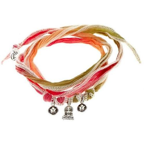 Raksha Ayra Armband red multi
