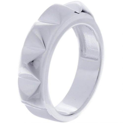 Rebeligion Ring silber