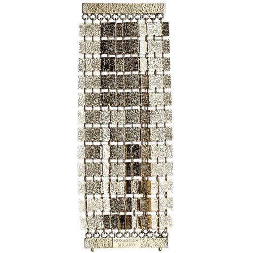 Rosantica Messalina Armband Messing / 24 Karatgoldbeschichtet