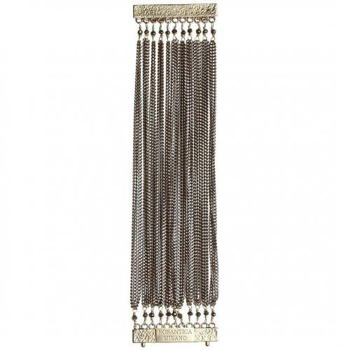 Rosantica Mille Fili Armband Messing / 24 Karatgoldbeschichtet