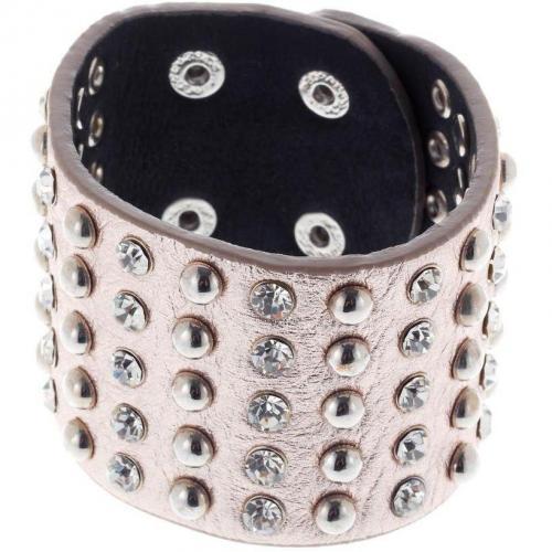 schmuckart Modica Armband silver/black