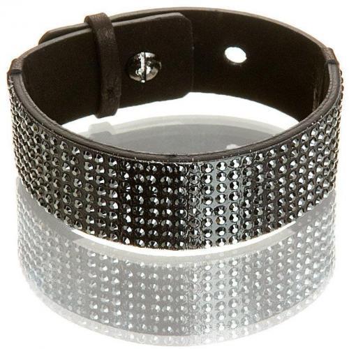 Silvio Tossi Armband schwarz elegantes Armband