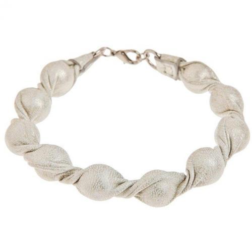 Silvio Tossi Armband weißmetallic