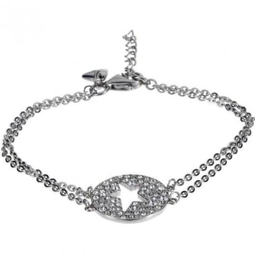 Thierry Mugler Armband acier 2-reihige Armband-Kette