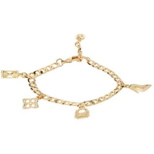 Tokyo Jane Armband gold witzige Anhänger