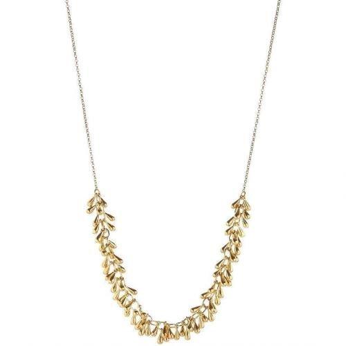 TomShot Halskette Goldfarben