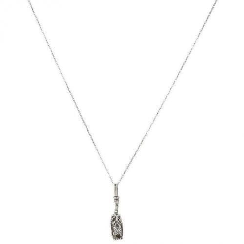 TomShot Halskette silber