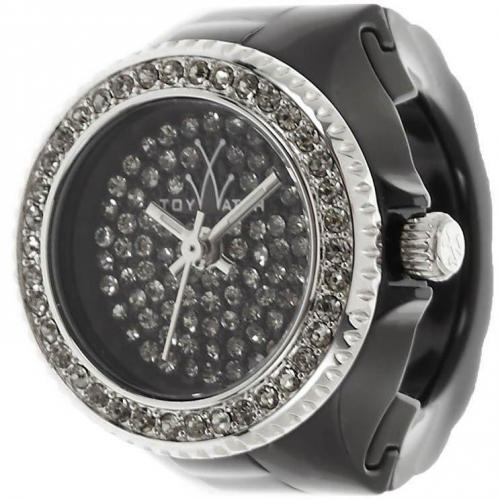 ToyWatch Ring black