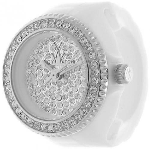 ToyWatch Ring white