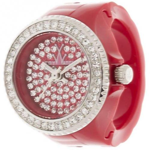 ToyWatch Toyring Ring red