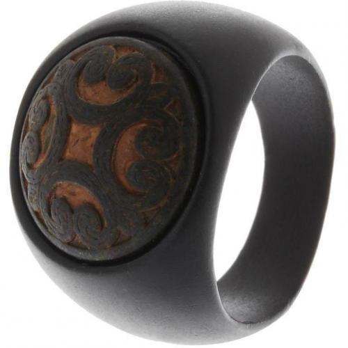 Tree Ring black