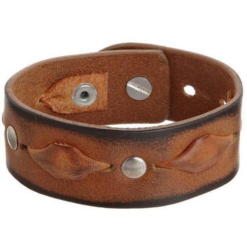 Vanzetti Armband braun